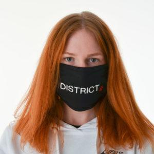 DISTRICT by Bruder Fashion Face Maske