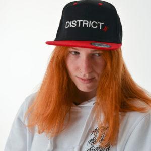 DISTRICT by Bruder Fashion Cap