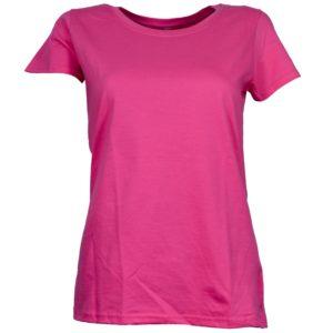 Bruder Sports Organic T-Shirt Logo auf dem Rücken for Women